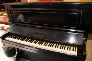 Bechstein Model V Upright piano For Sale Oxfordshire
