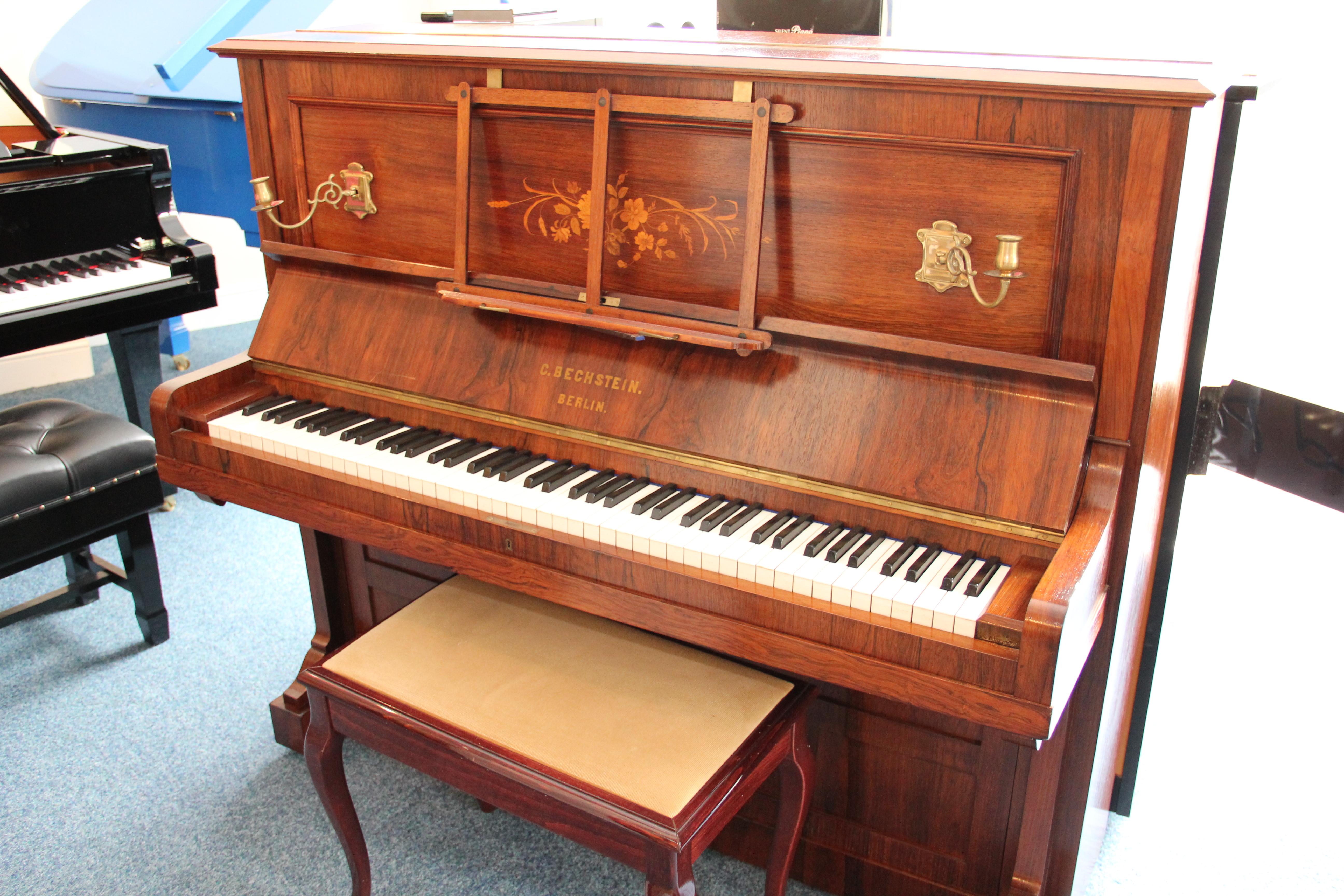 Used Piano Stool Yamaha N3x Avantgrand Hybrid Piano