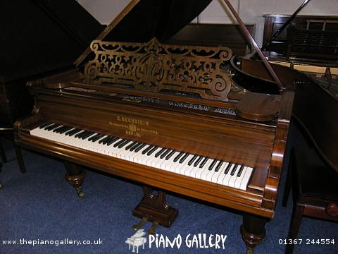 """Model B Bechstein 6'5"""" Grand Piano"""